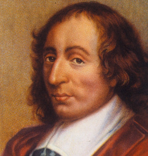 In Pensees, Pascal writes of the paradox of man as both