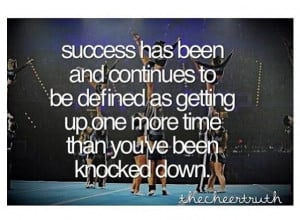 competition cheerleading quotes