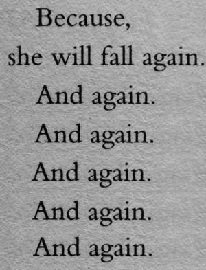 depressed depression sad Alice In Wonderland alice fall wonderland ...