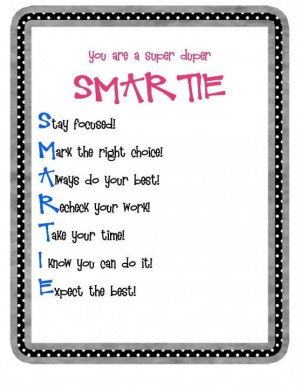 SMARTIES!!!! :)Classroom Stuff, Gift Ideas, Schools Ideas, Education ...