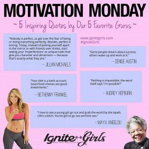 Motivation Monday: 5 Inspiring Quotes