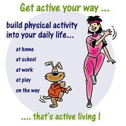 Improving Health through Physical Activity
