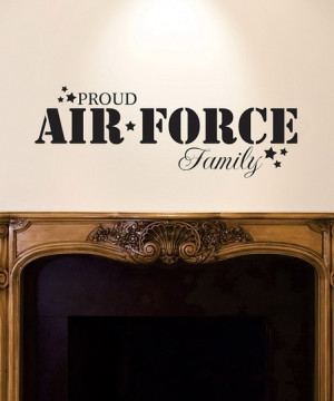 Air Force Proud - Husband, MSGT Retired, and a Captain Son!