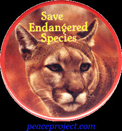 Here are some endangered animals, the logos do not belong to the EAC.