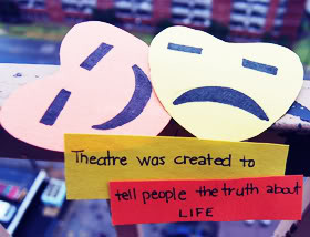 Musical Theatre Quotes And Sayings ~ Theatre Quotes | Quotes about ...