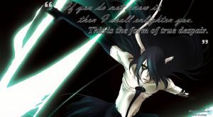 Bleach Anime Ulquiorra♥