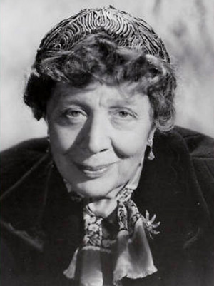 Edith EVANS on the internet selected on