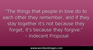 Famous movie quotes about love