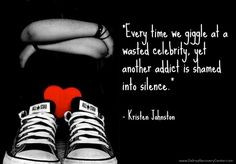 addiction #recovery #kristenjohnston #quote More