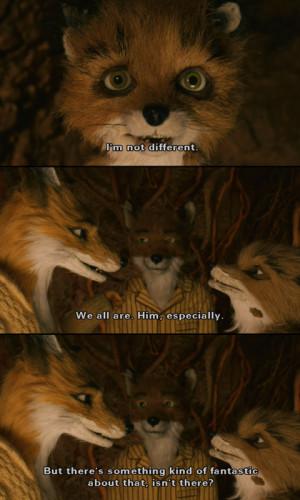 Fantastic Mr. Fox #Mr. Fox #Felicity Fox #Ash
