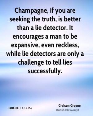 Graham Greene Technology Quotes
