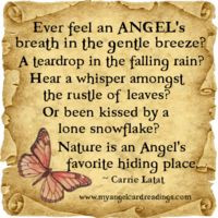 Inspirational Quotes - Angel Quotes - Uplifting Quotes - Angel Sayings ...