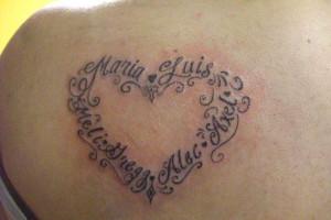 love my family tattoo