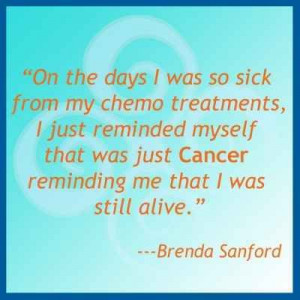 Inspirational Quotes for Cancer Patients | ... the World Traveler ...