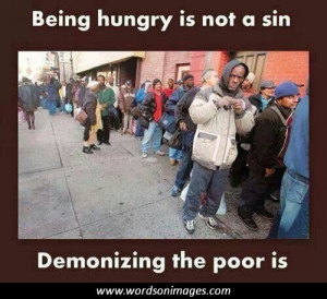 Poverty in america quotes