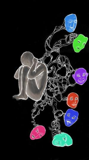 Split Personality Disorder Dissociative identity disorder