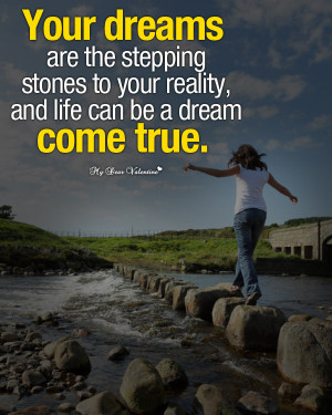 Inspirational Picture Quotes - Your dreams are
