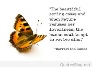 Beautiful Spring Quotes