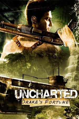 Wallpaper Uncharted Drake