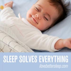 Love Better Sleep - Happy Baby Sleeping