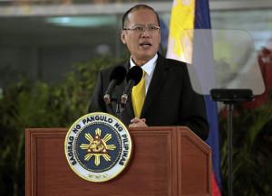 President Benigno S Aquino Iii At The ...