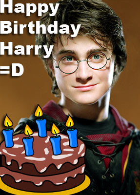 Happy Birthday :) - harry-potter Photo