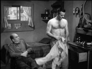 Hugh Beaumont (Ward Cleaver) Shirtless