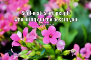 Soul Mates Quotes