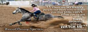 barrel racing Profile Facebook Covers
