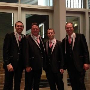 Harmony Brewing Quartet - Barbershop Quartet in Charlotte, North ...