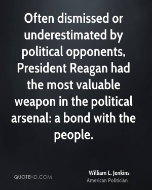 Often dismissed or underestimated by political opponents, President ...