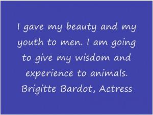 Famous Libra Quotes, Brigitte Bardot