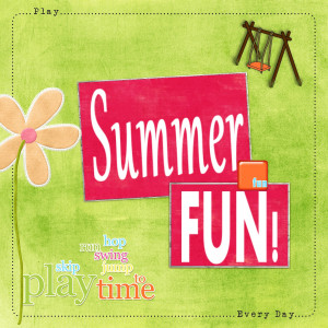 something FUN to do this summer? Below is a listing of many summer fun ...