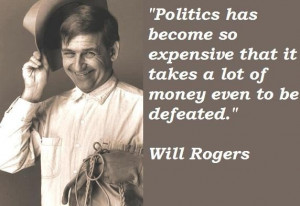 Will rogers quotes 4