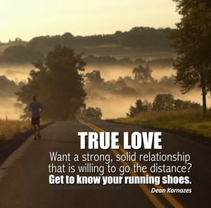 ... that is willing to go the distance? Get to know your running shoes! :P