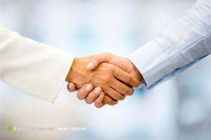 合作愉快握手图片 (jpg)