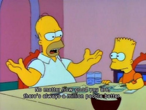 Homer Simpson - The Best Dad Ever