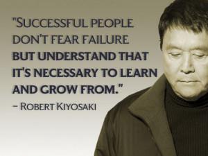 Robert-Kiyosaki-Success-Picture-Quote