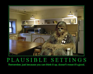 funny star wars demotivational posters