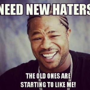 fake gangster meme