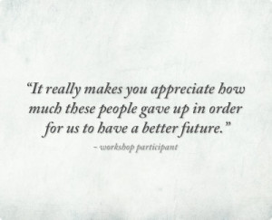 Lest We Forget Quote