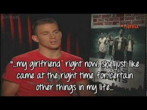 Channing Tatum Funny Quotes