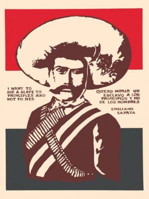 Emil Zapata by Jeff Vorzimmer, Austin, Texas