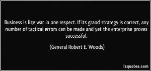 one respect. If its grand strategy is correct, any number of tactical ...