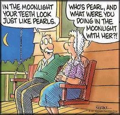 Joke: An older couple is lying in bed one morning, having just ...