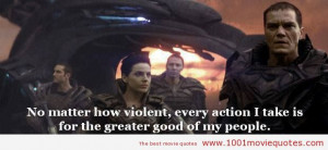 Man of Steel Movie Quotes