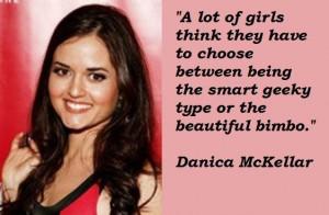 Danica mckellar famous quotes 3