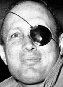 Moshe Dayan-A Brief Biography & Quotes