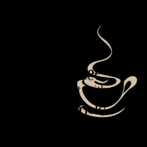 Good Coffee Great Friends Wall Quotes™ Decal