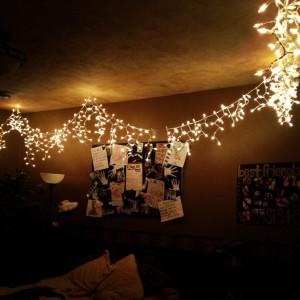 Lights Bedrooms, Lights Dorm, Ideas Organizations, Christmas Lights ...
